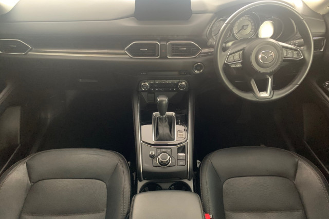 2017 Mazda CX-5 KF4WLA Suv Image 2