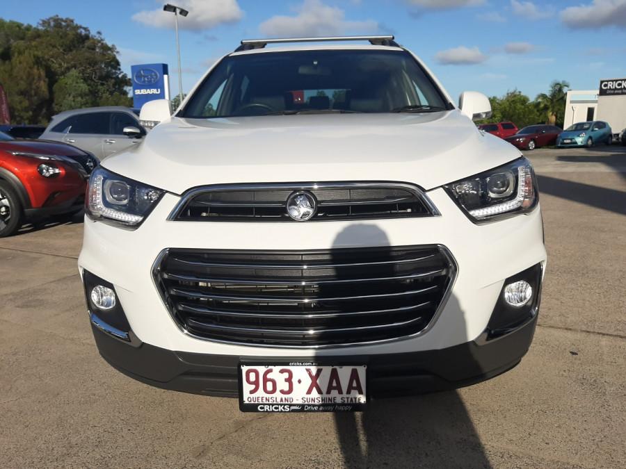 2016 MY17 Holden Captiva CG  Active Suv Image 2