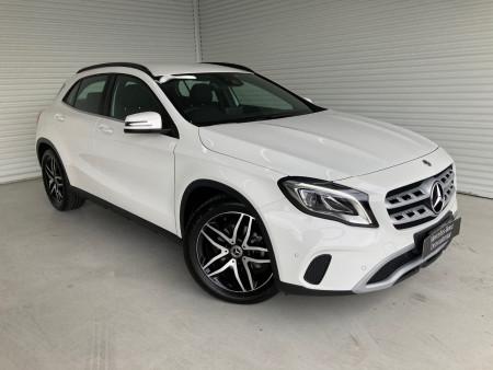 2019 MY59 Mercedes-Benz Gla-class X156 809+059MY GLA180 Wagon