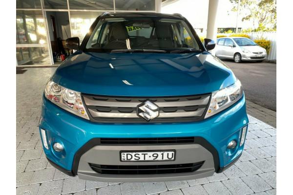 2017 Suzuki Vitara LY Series II Suv Image 3