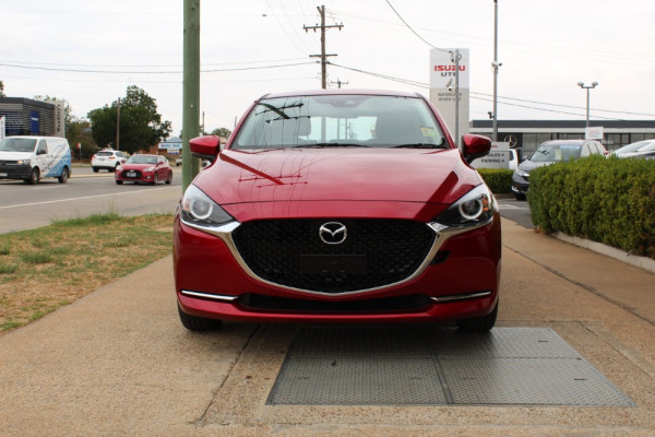 2019 MY20 Mazda 2 DJ Series G15 Evolve Hatch