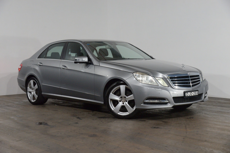 2011 Mercedes-Benz E350 Avantgarde