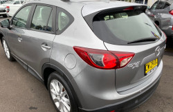 2012 Mazda Cx-5 KE1021 Tw.Turbo Grand Touring Awd wagon Image 5