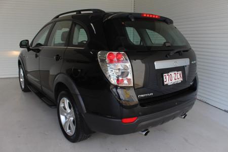 2012 Holden Captiva CG SERIES II MY12 7 Suv Image 4