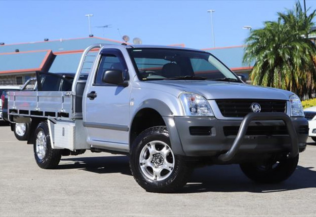 2006 Holden Rodeo RA MY06 LX Cab chassis
