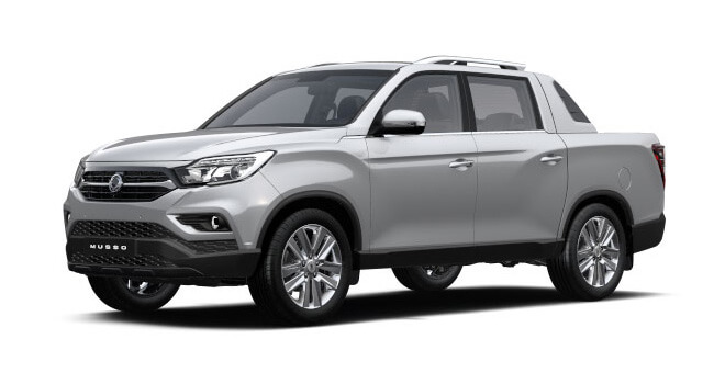 2019 MY18 SsangYong Musso Q200 Ultimate Double cab