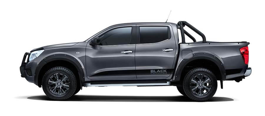 2018 Nissan Navara D23 Series 3 Black Edition Other