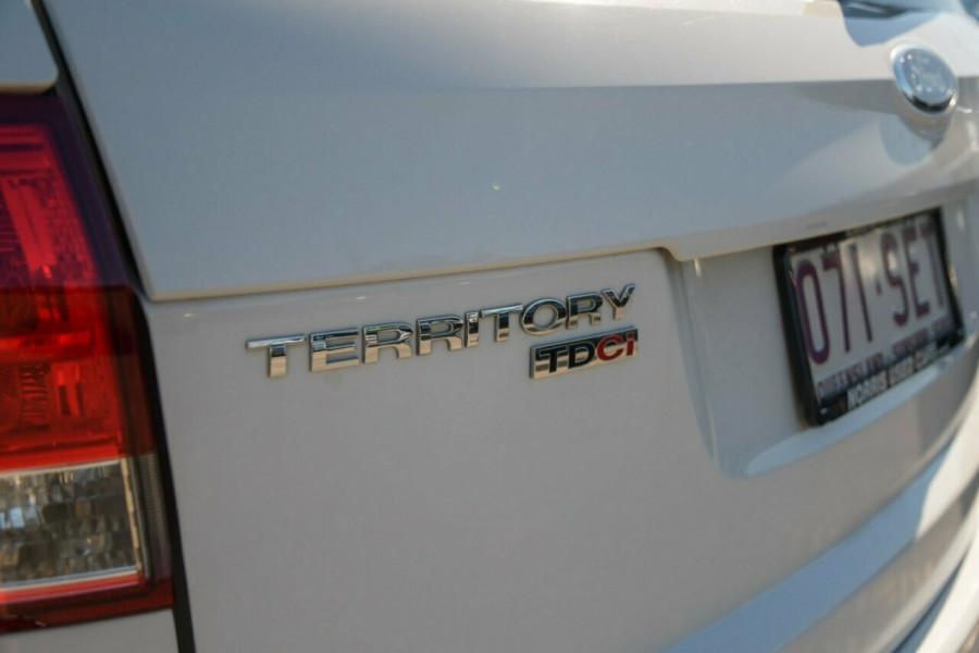 2011 Ford Territory SZ TS Seq Sport Shift Wagon