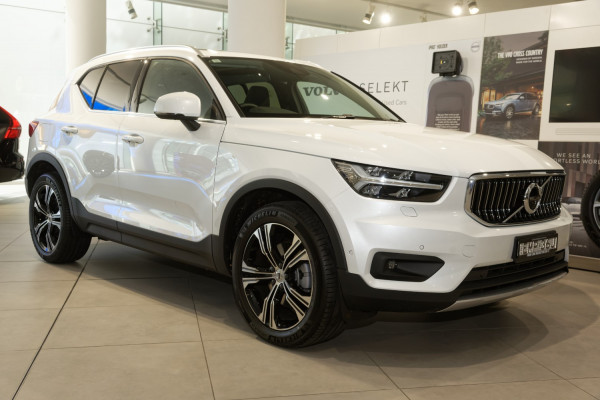 2021 MY20 Volvo XC40 XZ T4 Inscription Suv