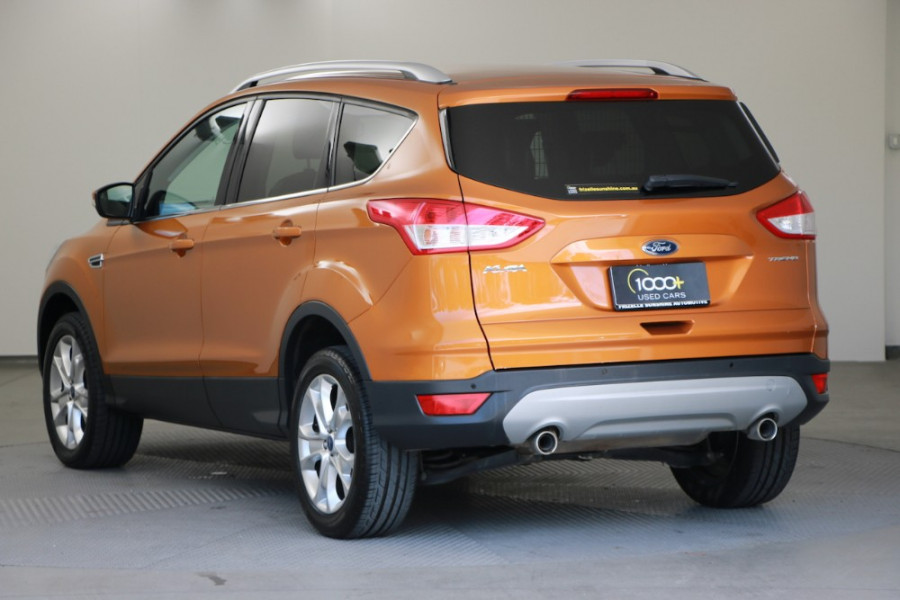 2015 MY16 Ford Kuga TF MY16 Trend Wagon