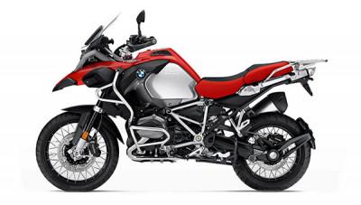 New BMW Motorrad R 1200 GS Adventure