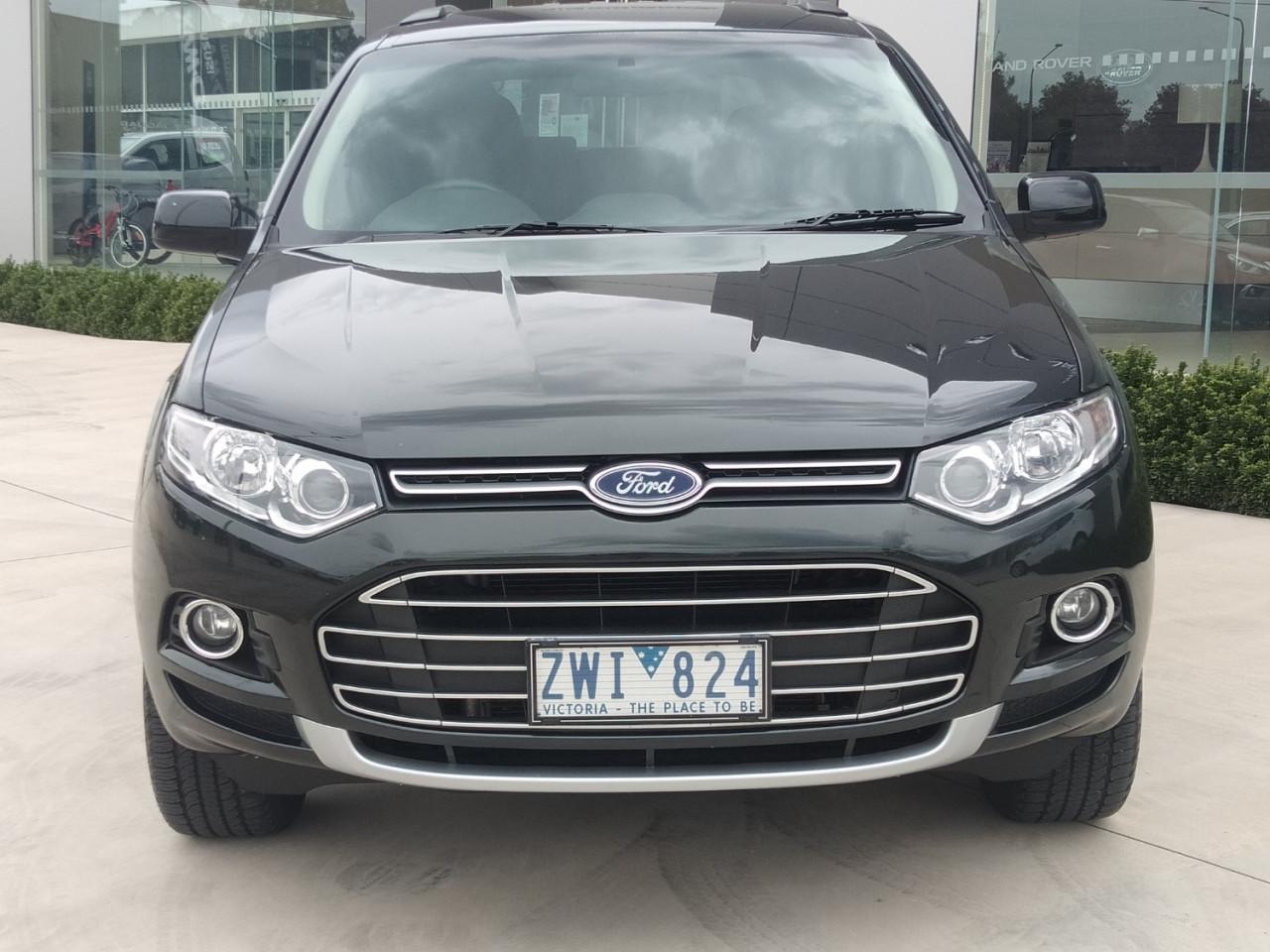 2013 Ford Territory SZ TS Wagon Image 3