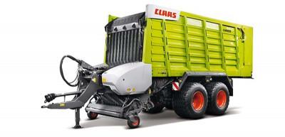 New CLAAS CARGOS 9600-9400