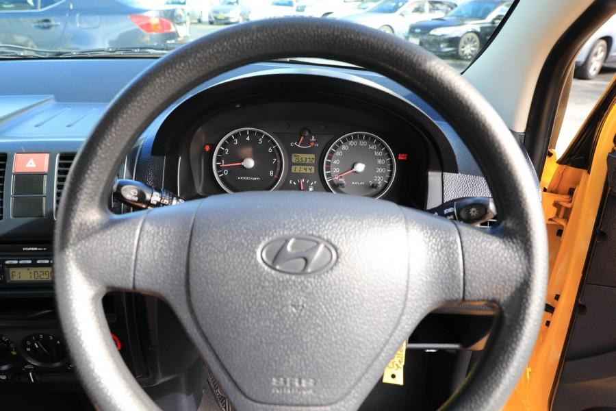 2005 Hyundai Getz TB MY05 GL Hatchback Image 7