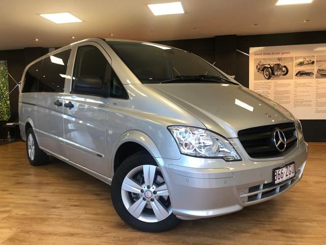 2015 Mercedes-Benz Valente 639 116CDI BlueEFFICIENCY Wagon