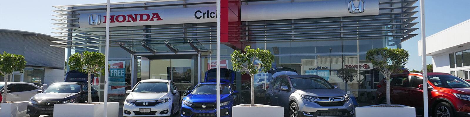 Cricks Honda Sunshine Coast