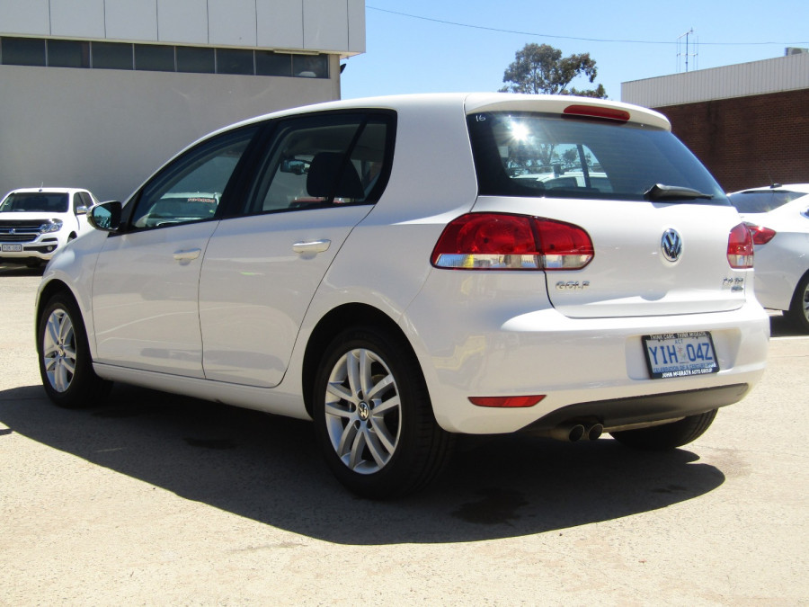 2012 MY12.5 Volkswagen Golf Hatchback Image 5