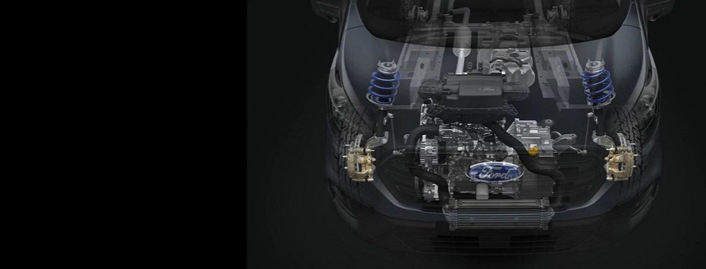 Transit Advanced 2.0L EcoBlue Engine