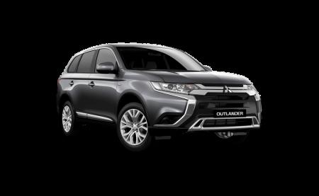 2020 MY21 Mitsubishi Outlander ZL ES Suv