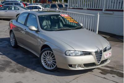 2004 Alfa Romeo 156 (No Series) MY04 JTS Selespeed Sedan Image 2