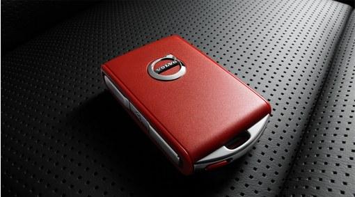Red Key remote key