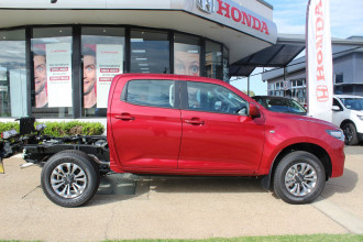 2020 MY21 Mazda BT-50 TF XT 4x4 Cab Chassis Other Image 4