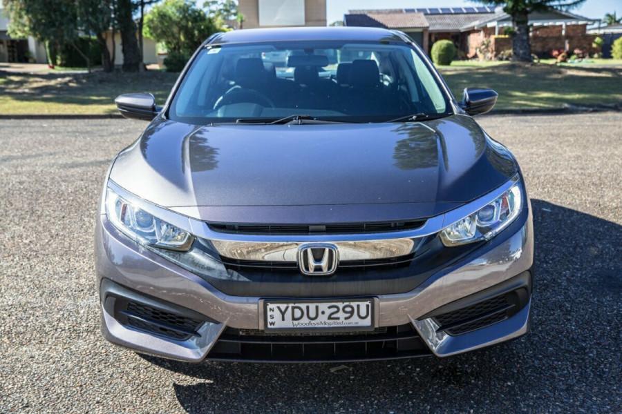 2016 Honda Civic 10th Gen  VTi Sedan