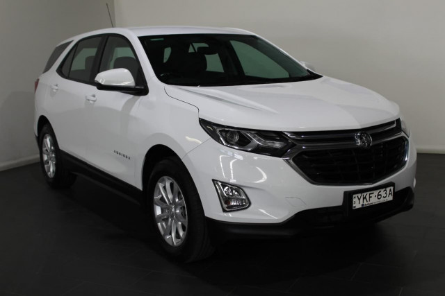 2017 MY18 Holden Equinox EQ Turbo LS+ Suv