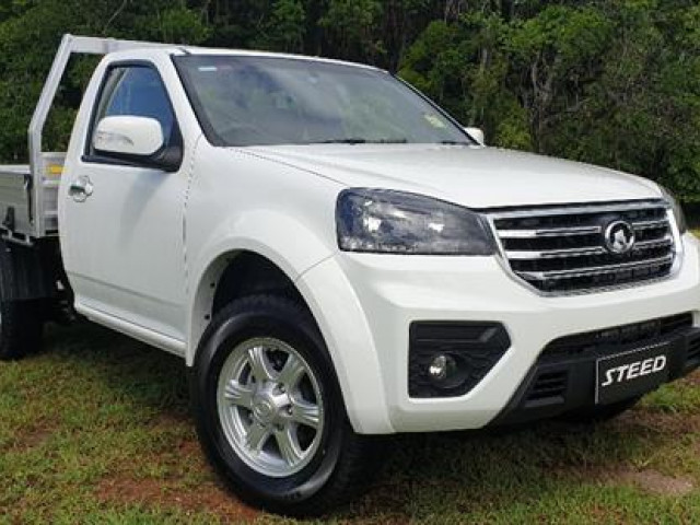 Great Wall Steed LUX K2