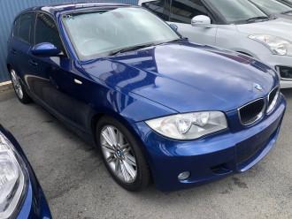 2006 BMW 1 Series E87 120i Hatchback