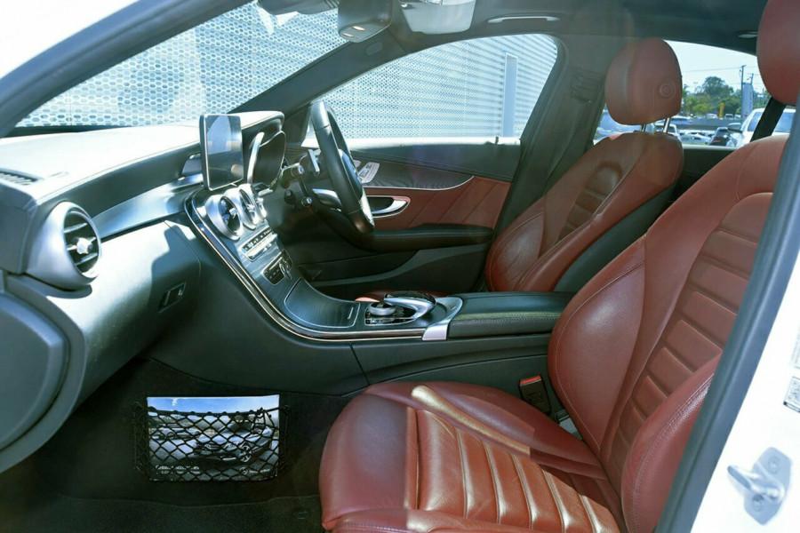 2016 MY56 Mercedes-Benz C250 W205 806+056MY d Sedan Mobile Image 8