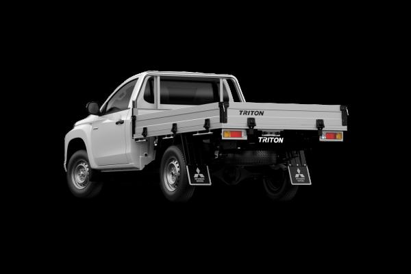 2021 Mitsubishi Triton MR GLX Single Cab Chassis 2WD Cab chassis - single cab