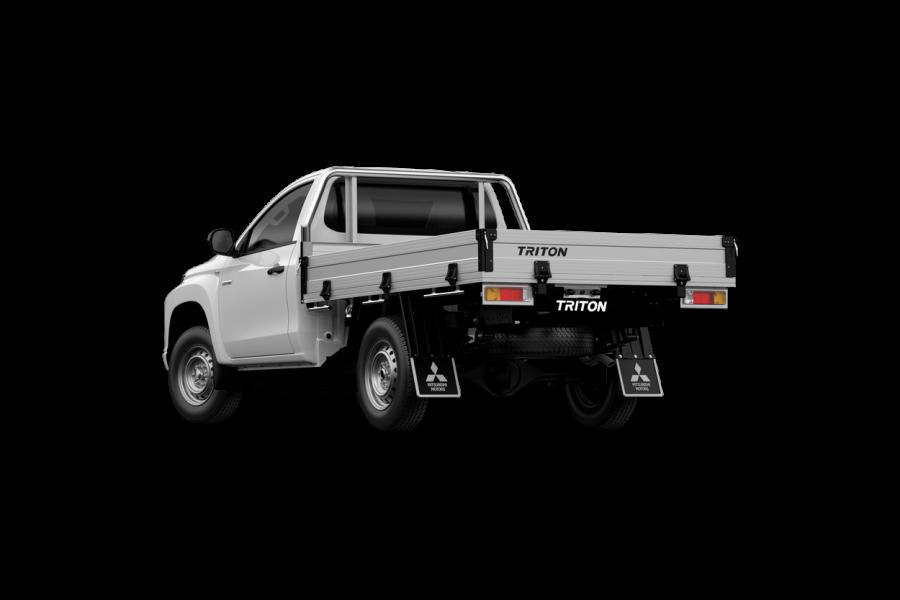 2021 Mitsubishi Triton MR GLX Single Cab Chassis 2WD Cab chassis
