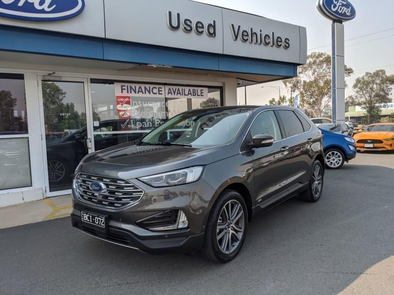 2019 Ford Endura CA Titanium Suv