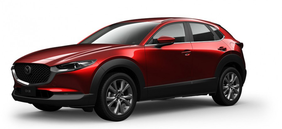 2020 Mazda CX-30 DM Series G20 Evolve Wagon Image 1