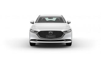 2021 MY20 Mazda 3 BP G20 Touring Sedan Sedan Image 4