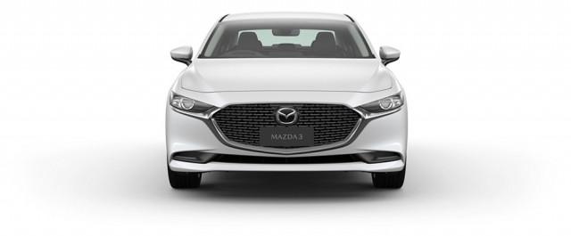 2021 Mazda 3 BP G20 Touring Sedan Sedan Mobile Image 4