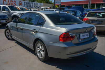 2006 BMW 3 Series E90 320d Executive Sedan Image 3