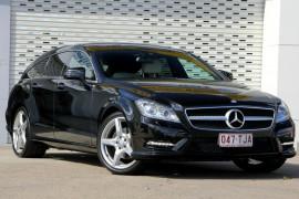 Mercedes-Benz CLS250 CDI BlueEFFICIENCY Shooting Brake 7G-Tronic + X218