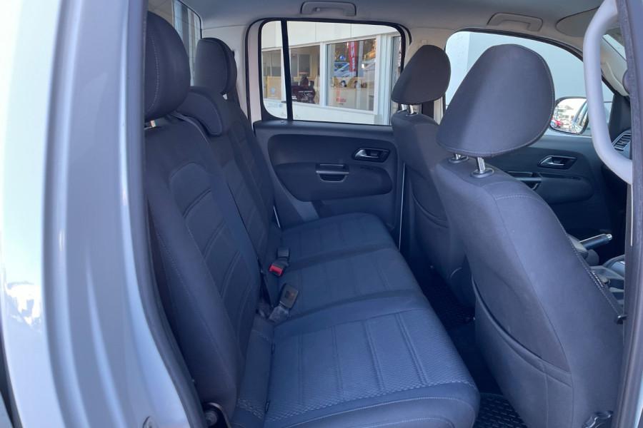 2018 Volkswagen Amarok 2H  TDI550 Sportline Utility Image 18
