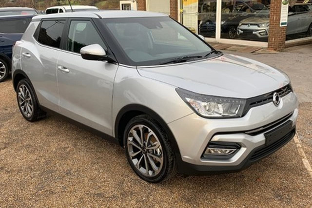 2018 SsangYong Tivoli Ultimate