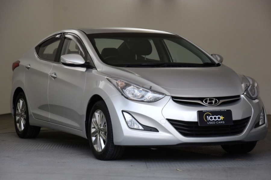 2014 Hyundai Elantra MD3 Trophy Sedan