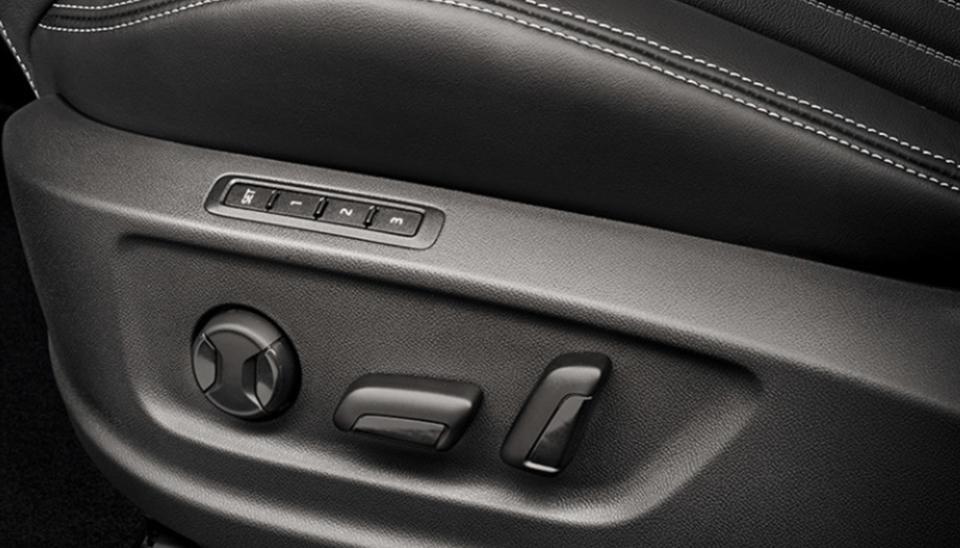 Karoq Electrically-adjustable Driver Seat
