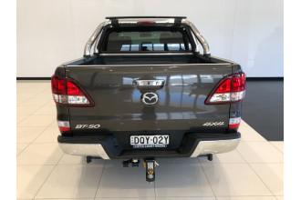 2017 Mazda BT-50 UR0YG1 Turbo GT 4x4 dual cab Image 5
