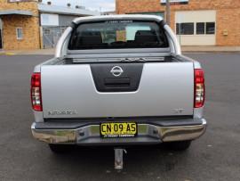 2012 Nissan Navara D40 S6  ST Utility - dual cab