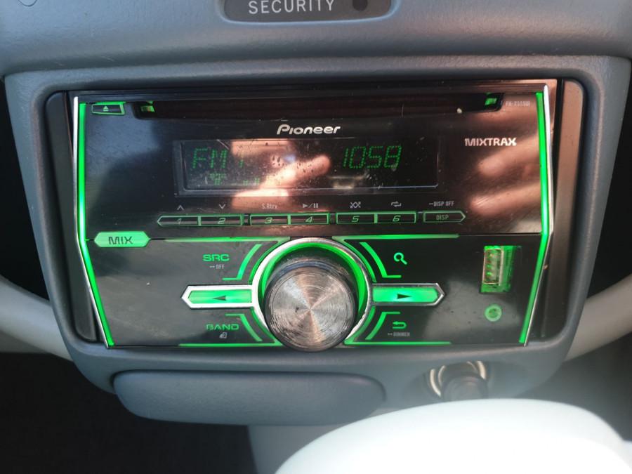 2001 Toyota Echo NCP10R NCP10R Hatch Image 9