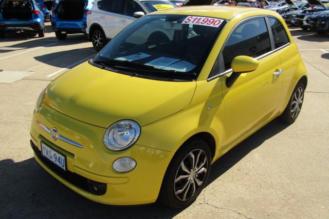2008 Fiat 500 Pop