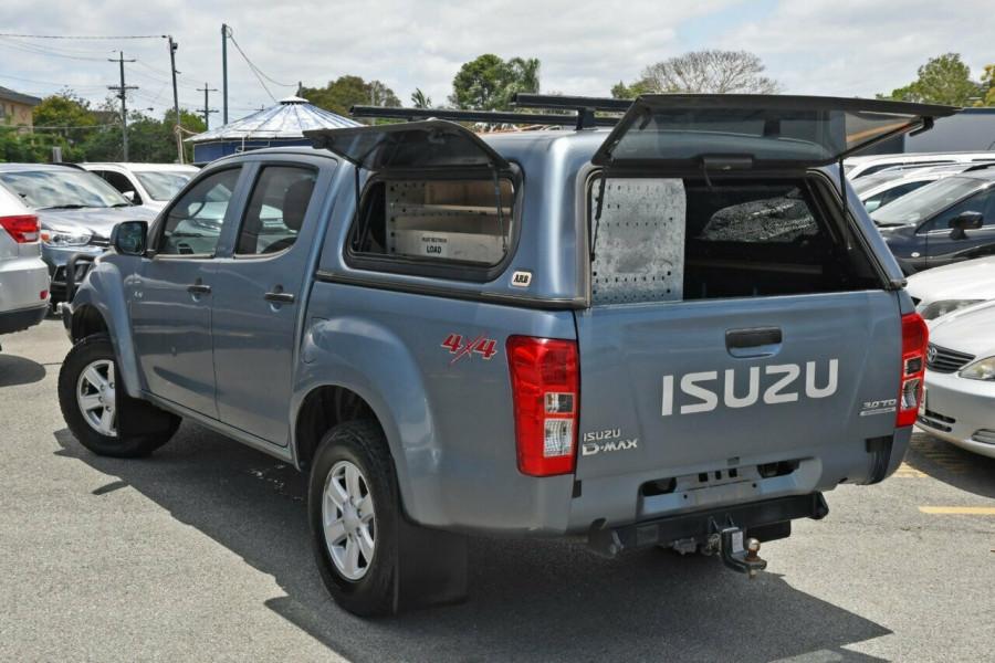 2014 Isuzu Ute D-MAX MY14 LS-M Crew Cab Utility