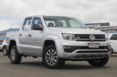 2019 Volkswagen Amarok 2H MY20 TDI550 Core Utility