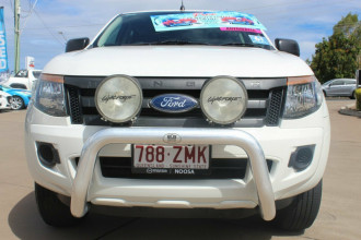 2015 Ford Ranger PX XL Hi-Rider Cab chassis Image 3